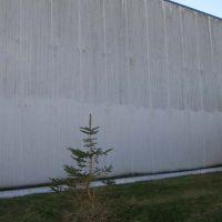 01-fassadenreinigung-industrie-reinigung-halle-algen-kavelstorf