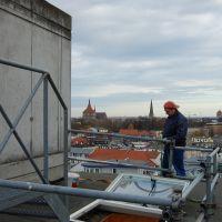 07-Graffiti-von-Klinker-entfernt-Rostock-Farbanstrich-erneuert