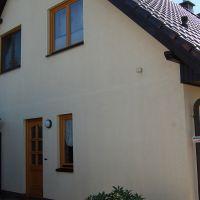 05-WDVS-Fassade-Einfamilienhaus-mit-Hochdruckreiniger-abwaschen-reinigen-Rostock