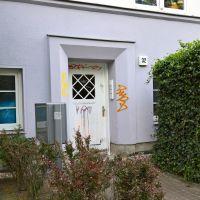 02-graffitiverunreinigung-von-fassade-entfernen-brillux-system-MF100-graffitibeseitigung-reinigen-rostock