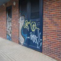 011-Graffiti-von-Klinker-entfernt-Rostock-Farbanstrich-erneuert