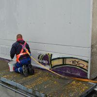 09-Graffiti-von-Klinker-entfernt-Rostock-Farbanstrich-erneuert