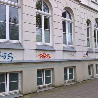 02-Graffiti-beseitigen-Farton-einlesen-Farbanstrich-Brillux