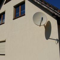 07-WDVS-Fassade-Einfamilienhaus-mit-Hochdruckreiniger-abwaschen-reinigen-Rostock